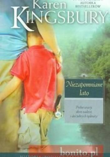 Okładka książki Niezapomniane lato