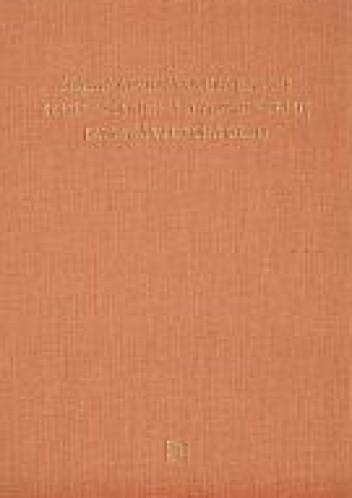 Okładka książki śląska Republika Uczonych. Tom 3. Wersja polsko-niemiecka