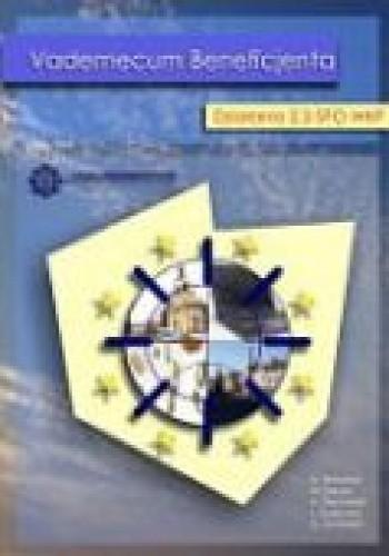 Okładka książki Vademecum Beneficjenta. Działanie 2.3 SPO WKP