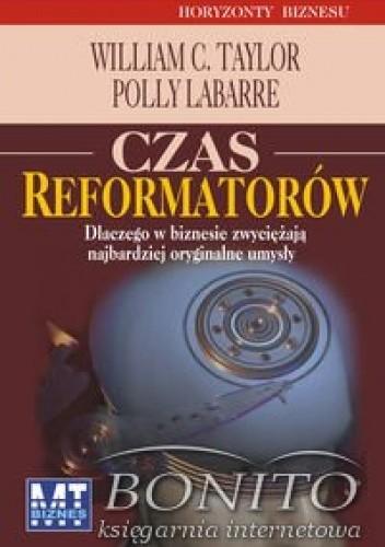 Okładka książki Czas reformatorów