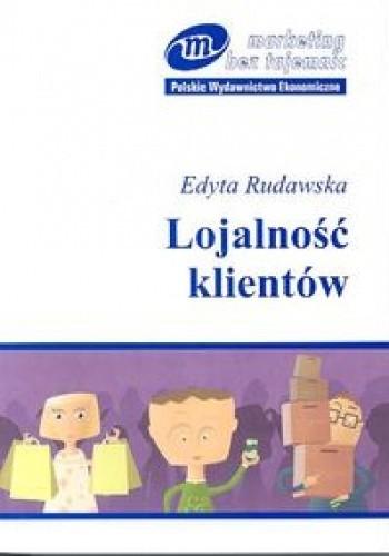 Okładka książki Lojalnosc klientów