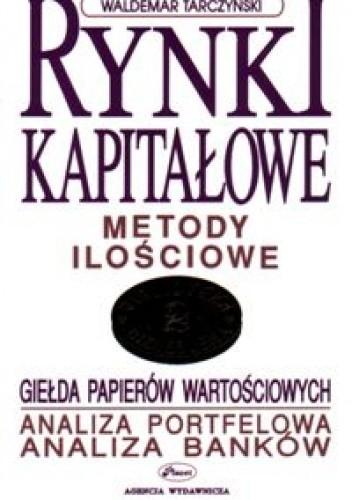 Okładka książki Rynki kapitałowe cz.II