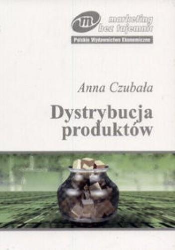 Okładka książki Dystrybucja produktów