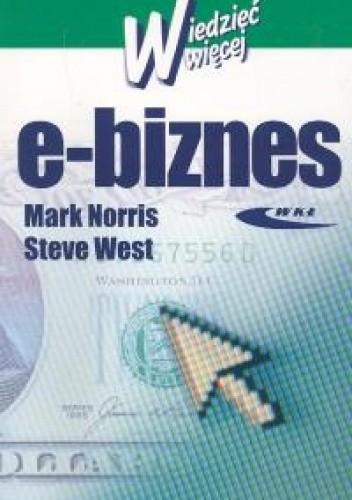 Okładka książki E-biznes
