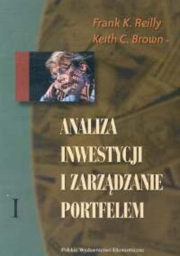 Okładka książki Analiza inwestycji i zarządzanie portfelem Tomy 1,2
