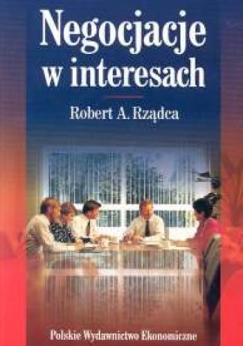 Okładka książki Negocjacje w interesach