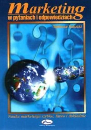 Okładka książki Marketing w pytaniach i odpowiedziach