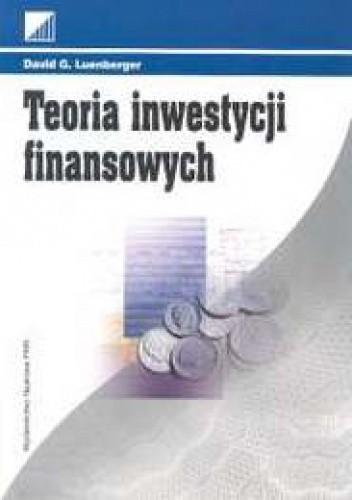 Okładka książki Teoria inwestycji finansowych