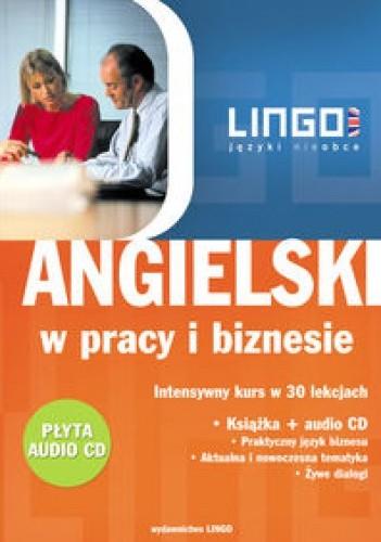 Okładka książki Angielski w pracy i biznesie + audio CD