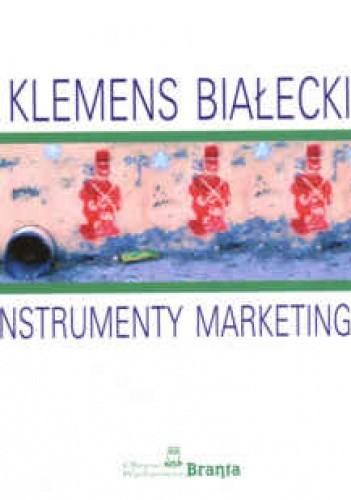 Okładka książki Instrumenty marketingu