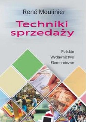 Okładka książki Techniki sprzedaży