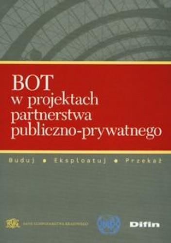 Okładka książki BOT w projektach partnerstwa publiczno-prywatnego