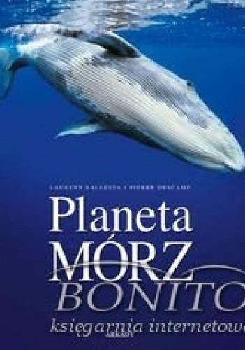 Okładka książki PLANETA MóRz