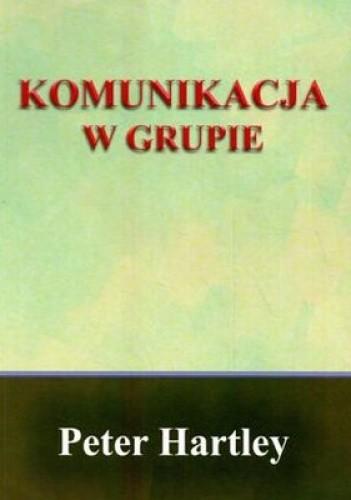 Okładka książki Komunikacja w grupie
