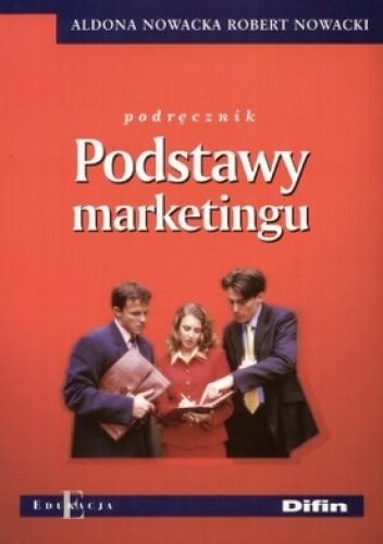 Okładka książki Podstawy marketingu. Podręcznik