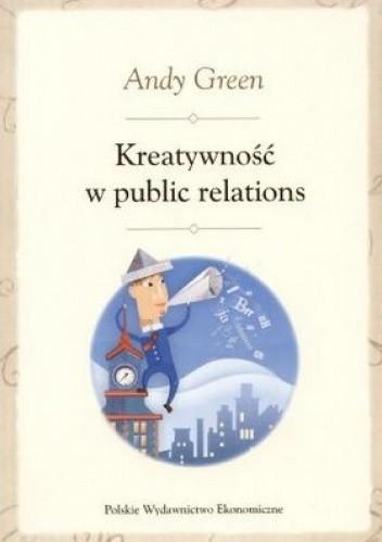 Okładka książki Kreatywność w public relations