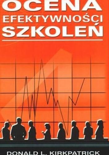 Okładka książki Ocena efektywności szkoleń