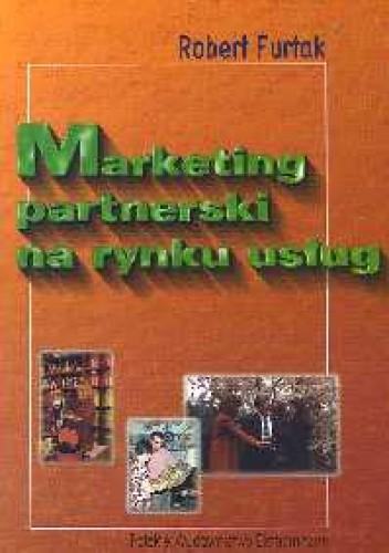 Okładka książki Marketing partnerski na rynku usług