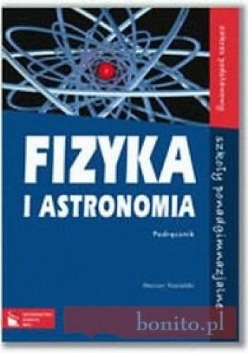 Okładka książki Fizyka i astronomia podręcznik