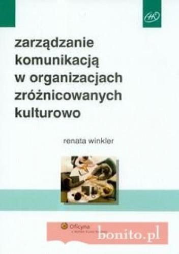 Okładka książki zarządzanie komunikacją w organizacjach zróżnicowanych kulturowo