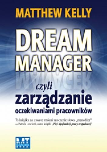 Okładka książki Dream Manager