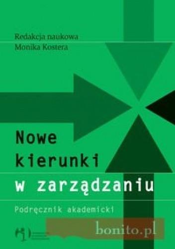 Okładka książki Nowe kierunki w zarządzaniu