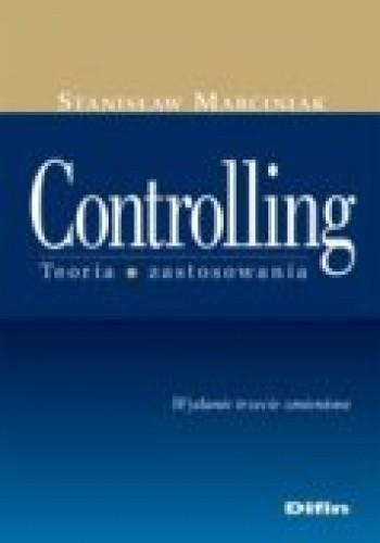 Okładka książki Controlling. Teoria, zastosowania