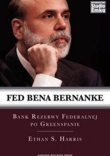 Okładka książki FED Bena Bernake