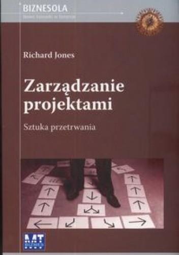 Okładka książki Zarządzanie projektami