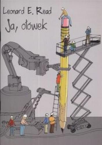Okładka książki Ja, ołówek