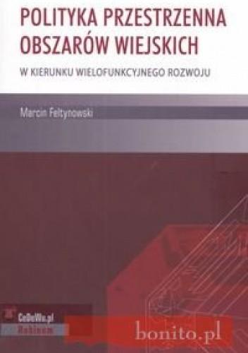 Okładka książki Polityka przestrzenna obszarów wiejskich