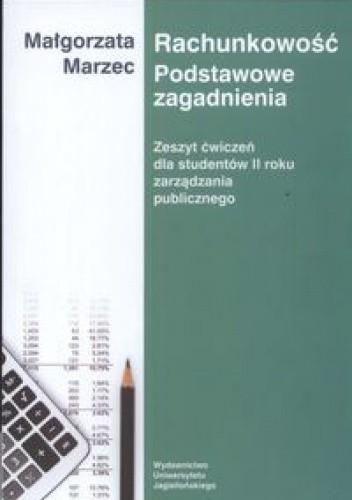 Okładka książki Rachunkowość Podstawowe zadnienia