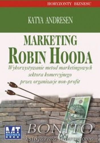 Okładka książki Marketing Robin Hooda