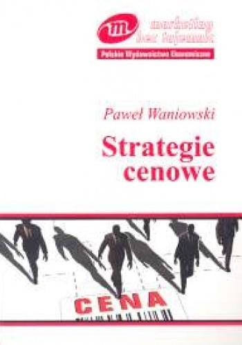 Okładka książki Strategie cenowe