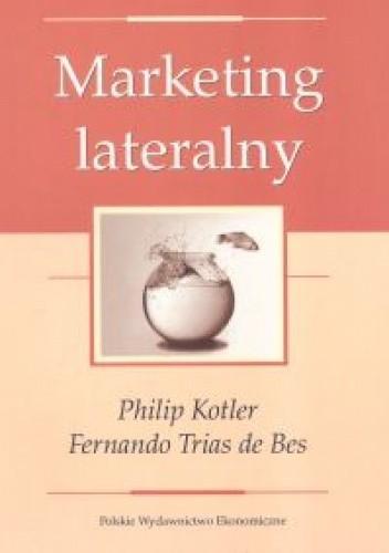 Okładka książki Marketing lateralny