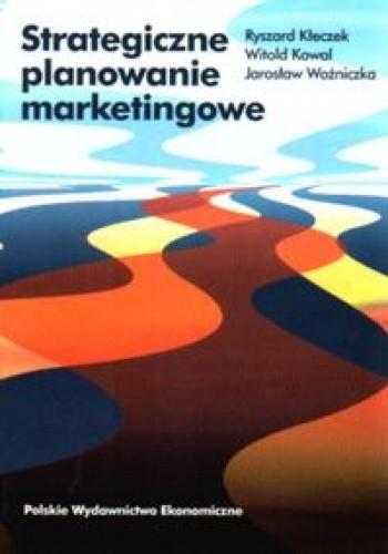 Okładka książki Strategiczne planowanie marketingowe