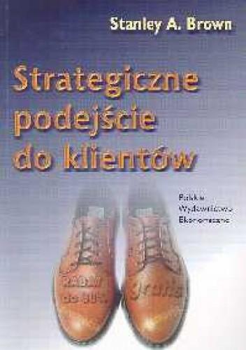 Okładka książki Strategiczne podejście do klientów