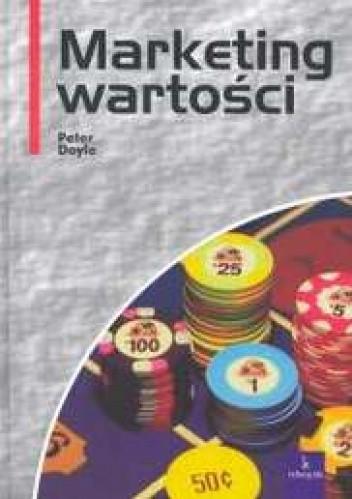 Okładka książki Marketing wartości