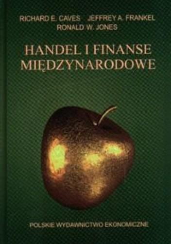 Okładka książki Handel i finanse międzynarodowe