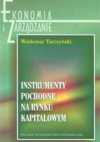 Okładka książki Instrumenty pochodne na rynku kapitałowym