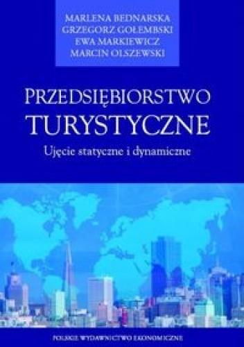Okładka książki PRzEDSIęBIORSTWO TURYSTYCzNE