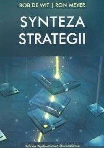 Okładka książki Synteza strategii