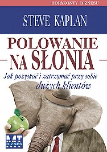 Okładka książki Polowanie na słonia