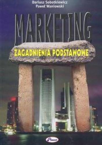 Okładka książki Marketing zagadnienia podstawowe