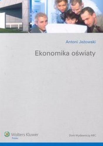 Okładka książki Ekonomika oświaty
