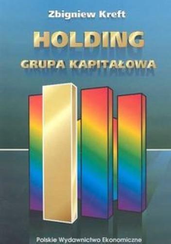 Okładka książki Holding. Grupa kapitałowa