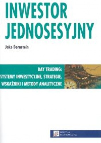 Okładka książki Inwestor jednosesyjny