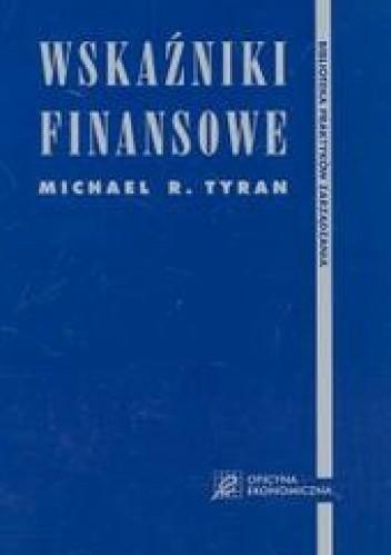 Okładka książki Wskaźniki finansowe