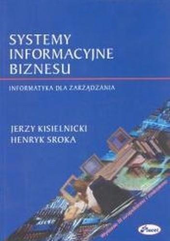 Okładka książki Systemy informacyjne biznesu wyd. PLACET