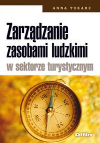 Okładka książki zarządzanie zasobami ludzkimi w sektorze turystycznym